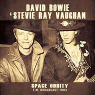 David Bowie & Stevie Ray Vaughan - Space Oddity (F.M. Broadcast 1983)