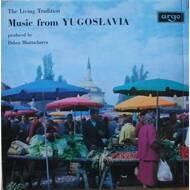 Deben Bhattacharya - Music From Yugoslavia