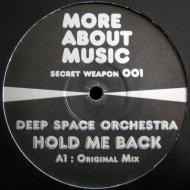 Deep Space Orchestra  - Hold Me Back