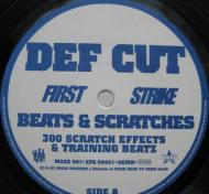 Def Cut - First Strike - DJ Tools