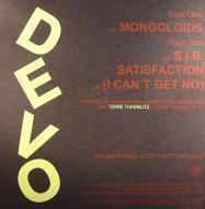 Devo - Mongoloids / S.I.B.