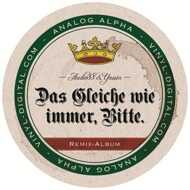Audio88 & Yassin - Das Gleiche Wie Immer, Bitte. (Green Vinyl)