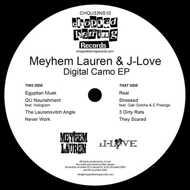 Meyhem Lauren & J-Love - Digital Camo EP