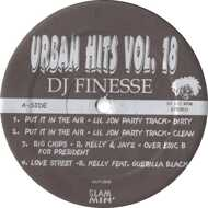 DJ Finesse - Urban Hits Vol.18