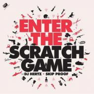 DJ Hertz - Enter The Scratch Game (Black Vinyl)