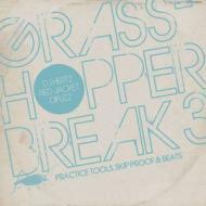 DJ Hertz / Red Jacket / Difuzz - Grasshopper Break Volume 3