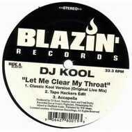 DJ Kool - Let Me Clear My Throat / Got Dat Feelin'