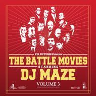DJ Maze - The Battle Movies Volume 3