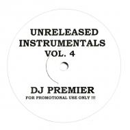 DJ Premier - Unreleased Instrumentals Vol. 4