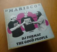 DJ Format & The Good People - Marisco (Blue Vinyl)