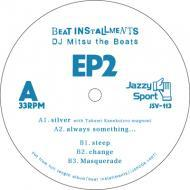 DJ Mitsu The Beats - Beat Installments EP 2