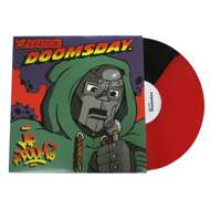 MF Doom - Operation: Doomsday (Red / Black Vinyl) [FE Cover]