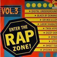 Various - Enter The Rap Zone! Vol. 3