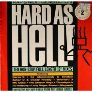 Various - Hard As Hell! Rap's Next Generation