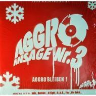 Various (Aggro Berlin presents) - Aggro Ansage Nr. 3