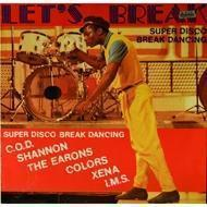 Various - Let's Break - Super Disco Break-Dancing