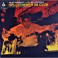 Plattenpapzt - Willkommen Im Club