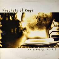Prophets Of Rage - List Of Priorities