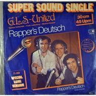 G.L.S.-United - Rapper`s Deutsch