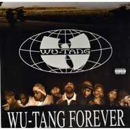 Wu-Tang Clan - Wu-Tang Forever (Limited Clear Edition)