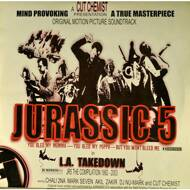 Jurassic 5 - L.A. Takedown: JR5 The Compilation 1992-2003