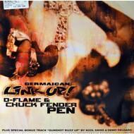 D-Flame & Chuck Fender / Demo Delgado & Kool Savas - Pen / Gunshot Buzz Up