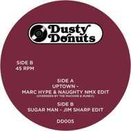 Marc Hype & Naughty NMX / Jim Sharp - Dusty Donuts Volume 5
