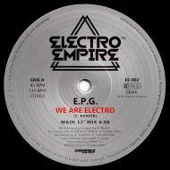 E.P.G. - We Are Electro