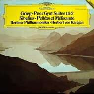Edvard Grieg - Peer Gynt Suites 1 & 2 / Pelléas Et Mélisande