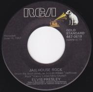 Elvis Presley - Treat Me Nice / Jailhouse Rock