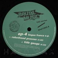 EP-4 - Lingua Franca E.P.