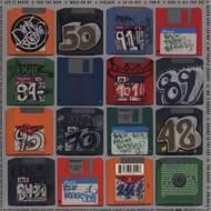 Exile - Zip Disks & Floppies (Electric Blue Vinyl)