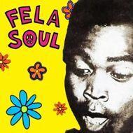 Fela Kuti Vs. De La Soul - Fela Soul (Red Vinyl)