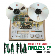 Fla Fla (Sparrow The Movement) - Timeless EP (Clear Green Edition)