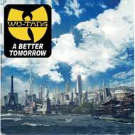 Wu-Tang Clan - A Better Tomorrow (Clear Vinyl)