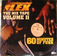 Funkmaster Flex  - 60 Minutes Of Funk - The Mix Tape Volume II