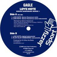 Gagle - Love Note (Samon Kawamura Remix)