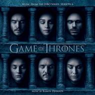 Ramin Djawadi - Game Of Thrones - Season 6 (Soundtrack / O.S.T.) (Colored Vinyl)