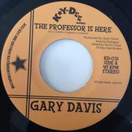 Gary Davis - The Professor Is Here / The Pop