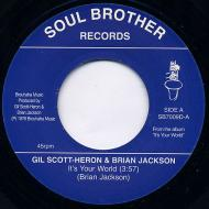 Gil Scott-Heron & Brian Jackson - It`s Your World / Winter In America