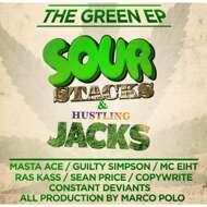 Sour Stacks & Hustling Jacks  - The Green EP