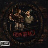 Hannibal Stax & Marco Polo - Seize The Day (Black Vinyl)