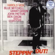 Harold Vick - Steppin' Out!