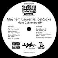 Meyhem Lauren & IceRocks of DXA - More Cashmere EP