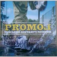 Promoe - The Long Distance Runner (signed)