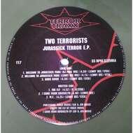 Two Terrorists - Jurassick Terror E.P. (Green Vinyl)