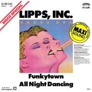 Inc. Lipps - Funkytown / All Night Dancing