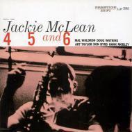 Jackie McLean - 4, 5 And 6