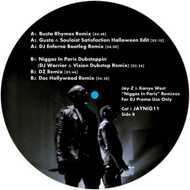 Jay-Z & Kanye West - Niggas In Paris Remixes