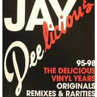 J Dilla aka Jay Dee - Jay Deelicious: The Delicious Vinyl Years 95-98